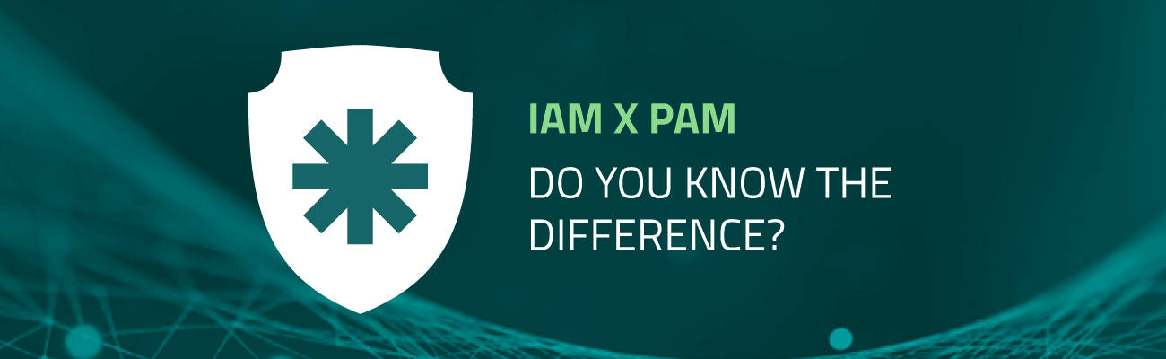 what is the difference between IAM and PAM